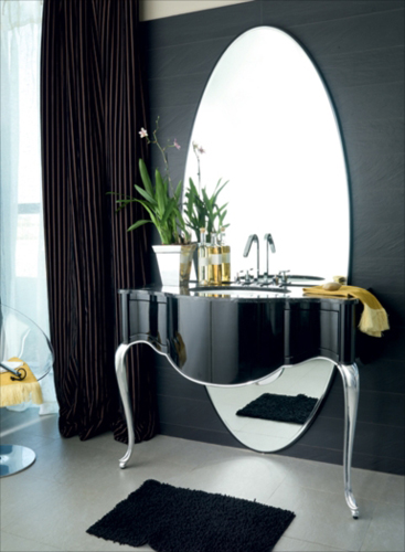 Contemporary bathroom PO-02-1