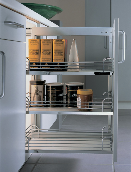 Hafele cabinets Pull-Out storage