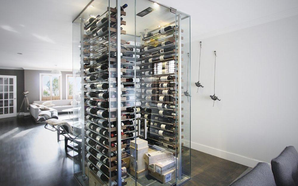Home cube central Wine Cellar
