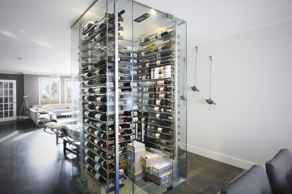 Home cube central Wine Cellar