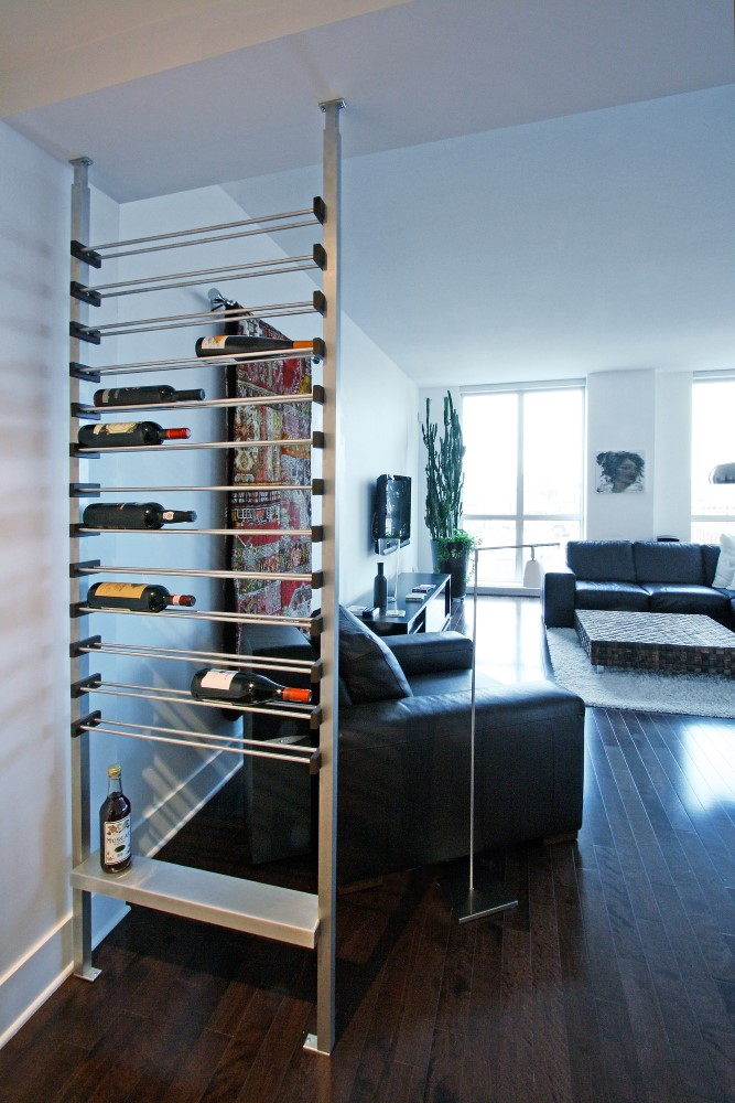 Living room Wine Cellar