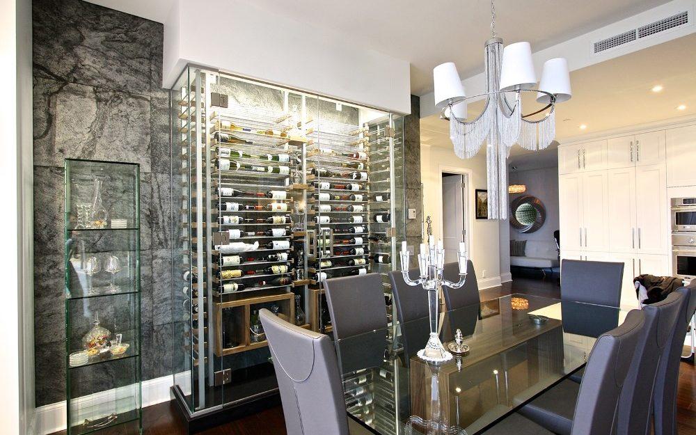 Millesime Home Wine Cellar