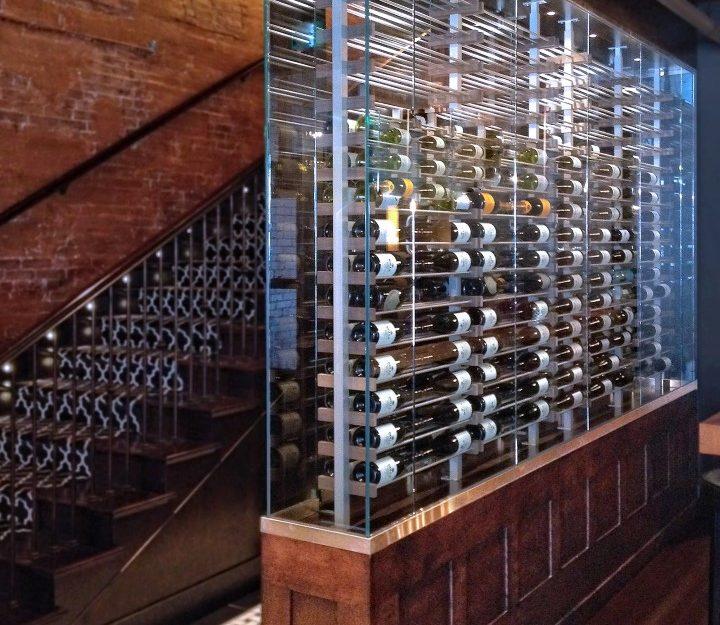 Millesime Traditional Wine Cellar