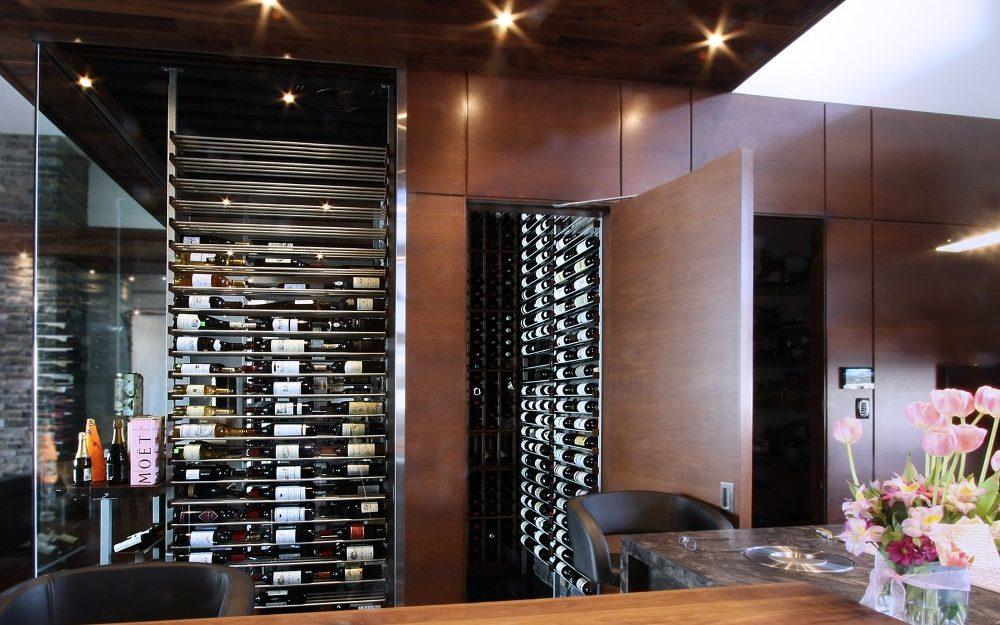 Millesime inbuilt Wine cellar