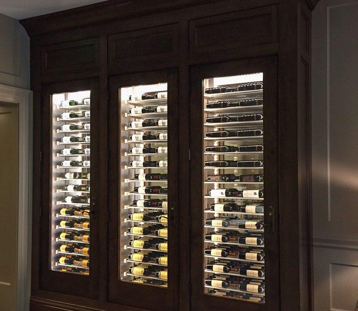 Millesime traditional wood Wine Cellar-84