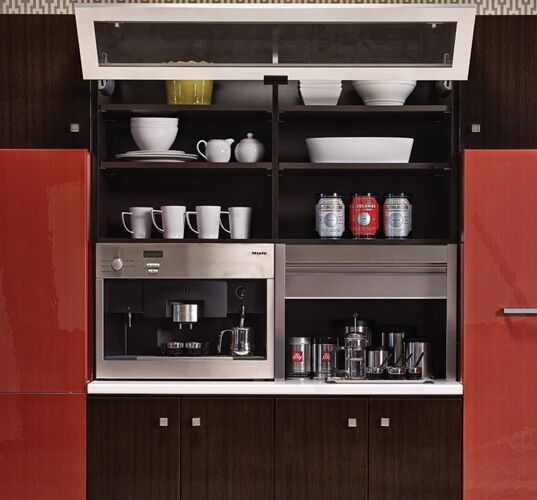 Plain and Fancy Contemporary kitchen cabinet PF-01-7_preview