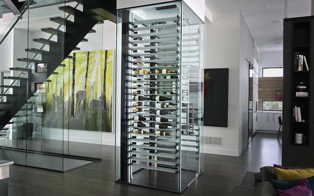 millesime Contemporary WIne Cellar