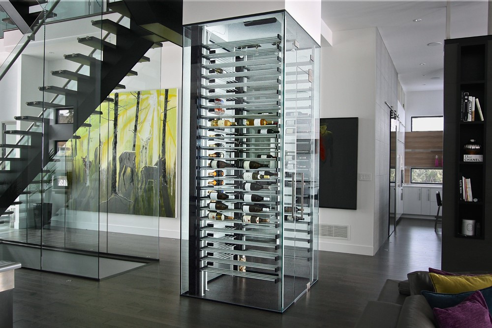 millesime Contemporary WIne Cellar