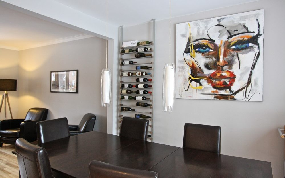 millesime dining room Wine Cellar