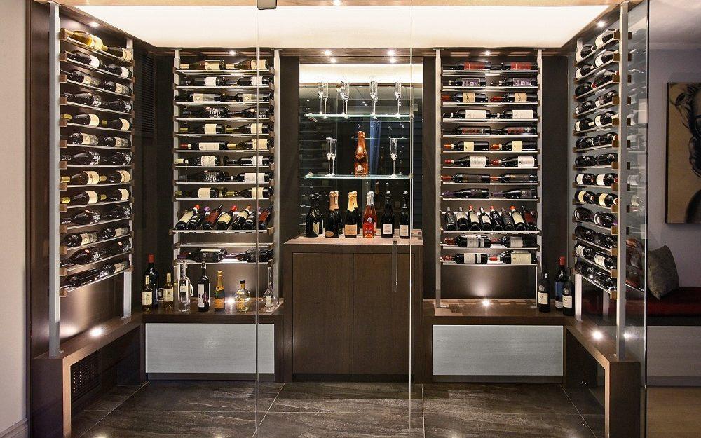 millesime gorgeous Wine Cellar